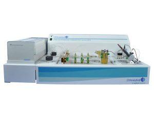 Thiết bị phân tích dòng các thông số dinh dưỡng FS 3700 được thiết kế để nâng cao hiệu quả phân tích mẫu trong phòng thí nghiệm với các thao tác phân tích hóa học ướt tự động